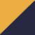 Lacivert-Altın